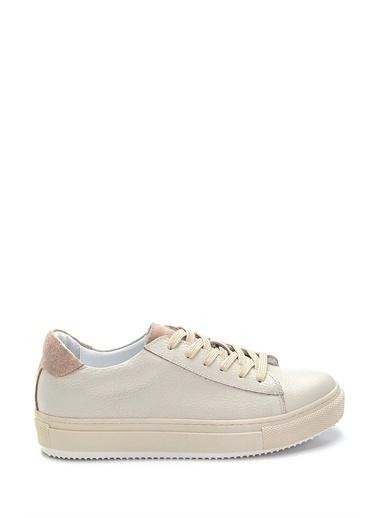 Derimod Kadın Ayakkabı(21349) Casual Bej